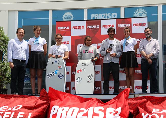 Campeões regionais de bodyboard decididos em Espinho