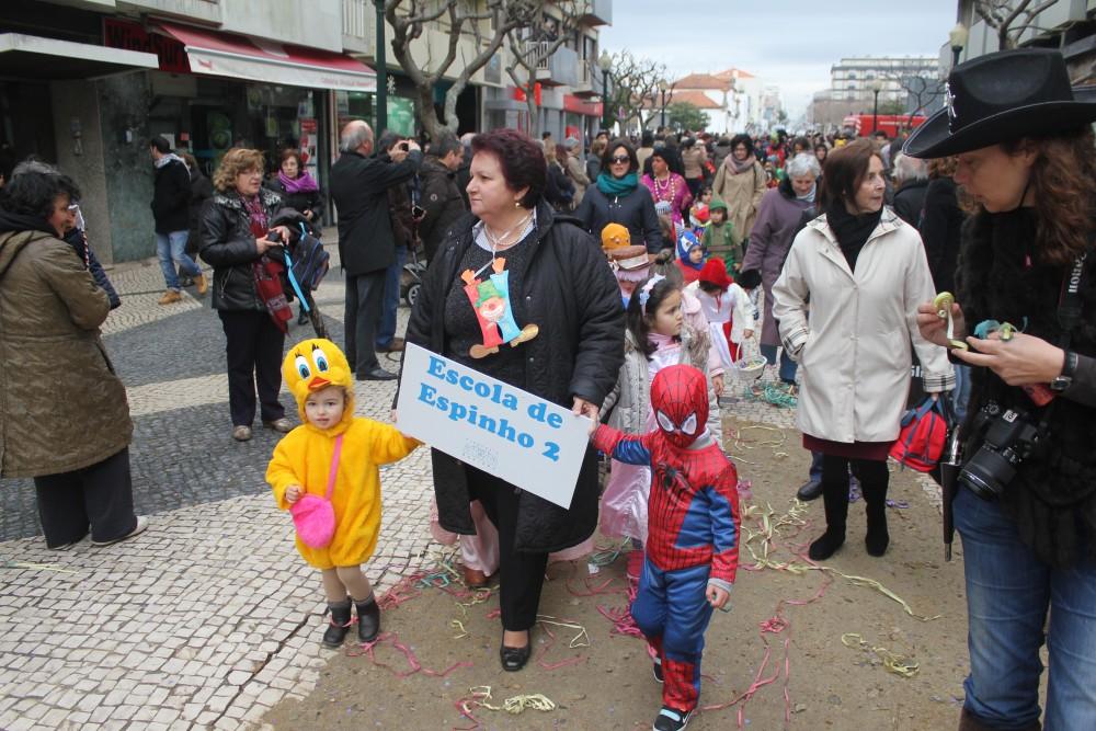 Desfiles de Carnaval das Escolas não se vai realizar (mas não faltará animação em Espinho)
