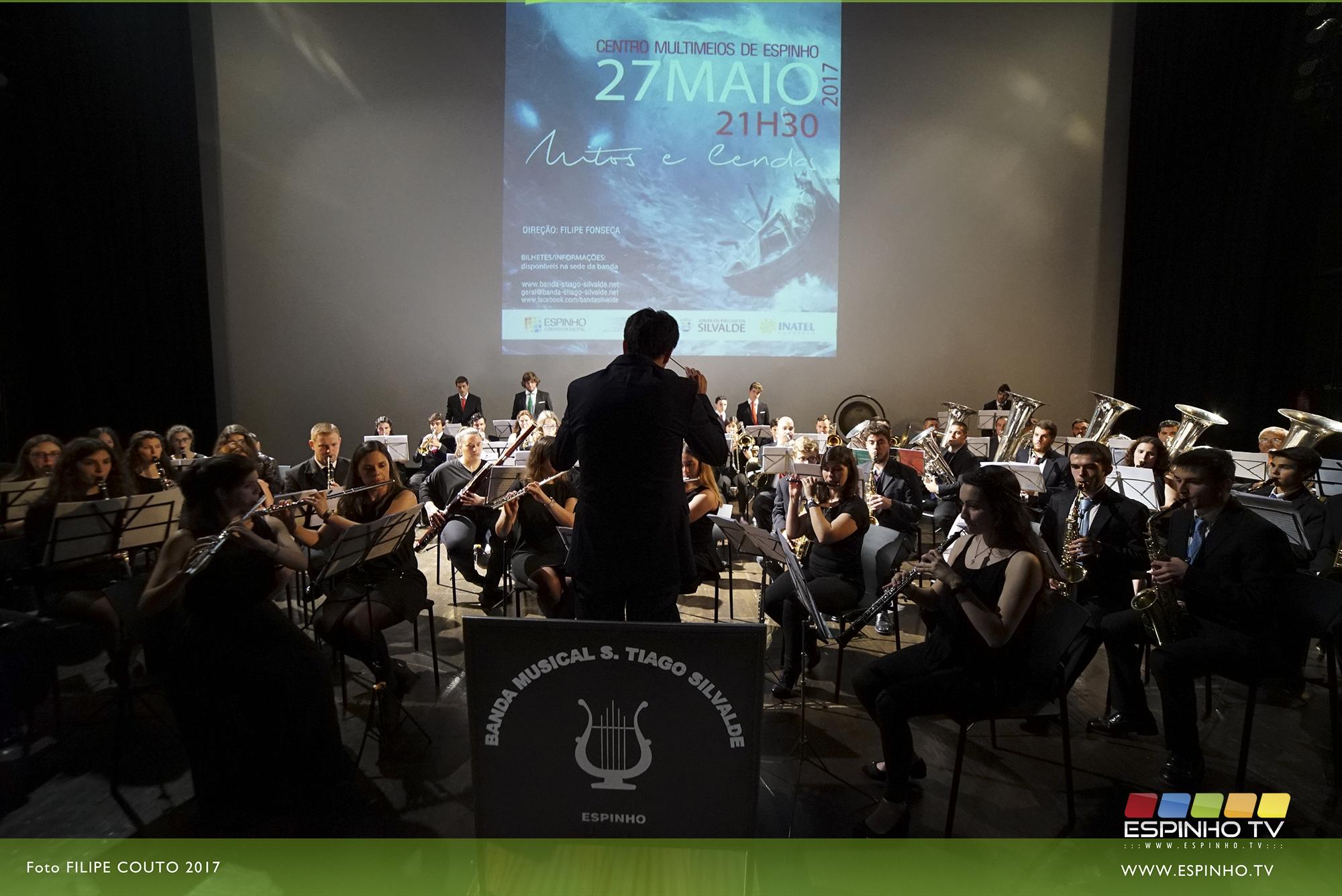 Banda Musical S. Tiago de Silvalde em Mitos e Lendas