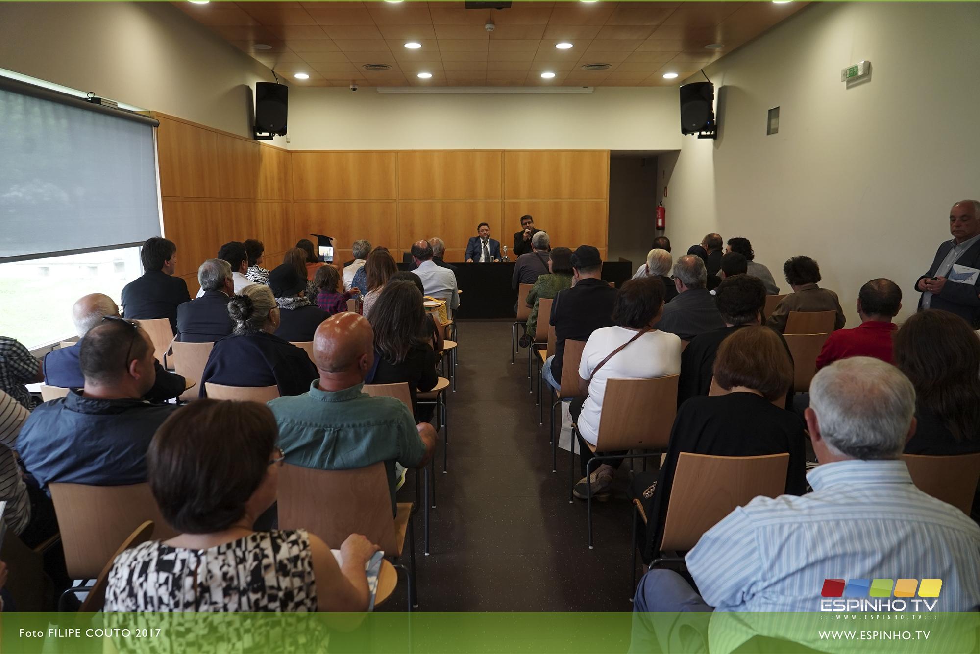 """Avelino Pinto lançou o seu mais recente livro """"Vontade de Vencer"""""""