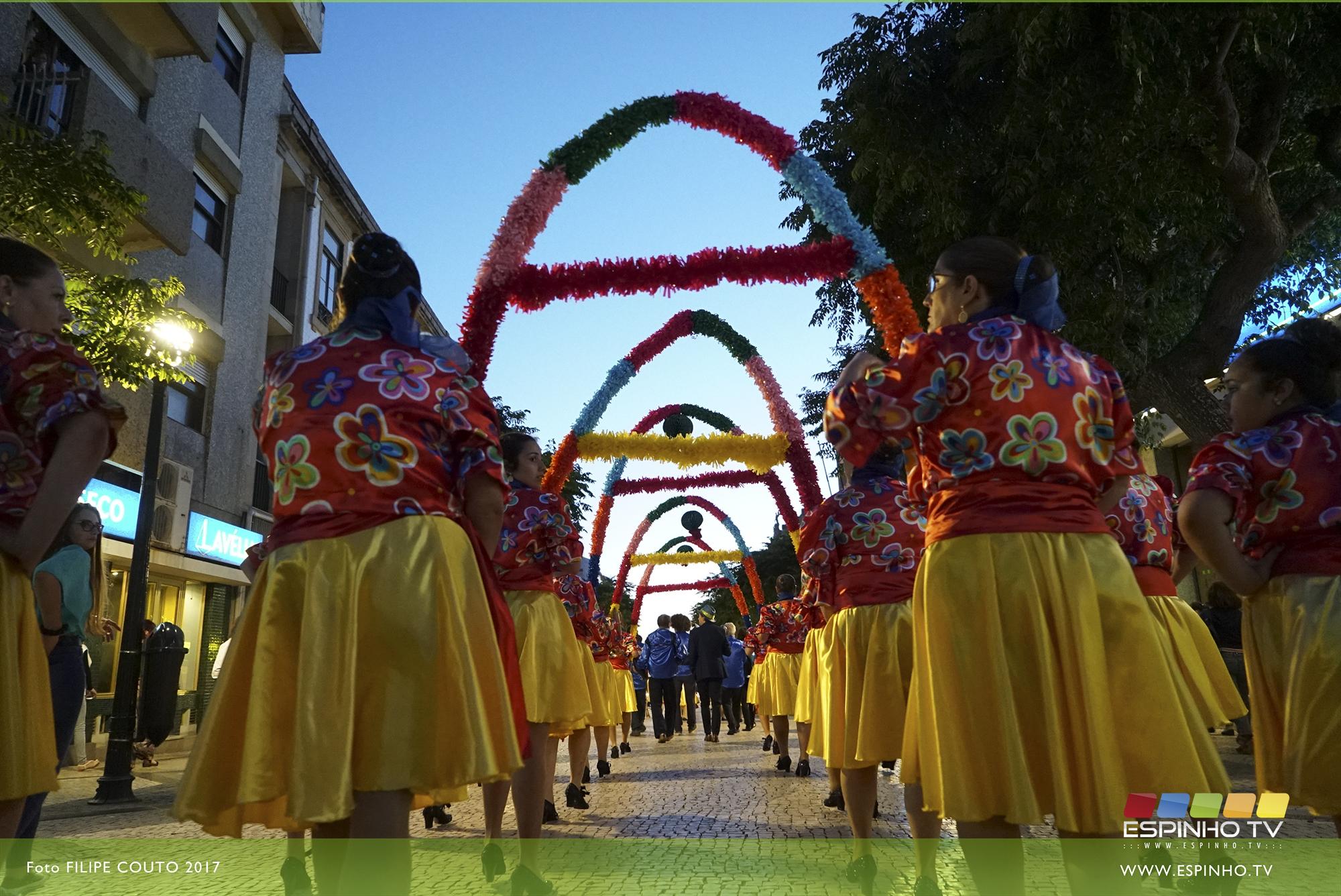 Marchas EVida deram início à noite de S. João em Espinho