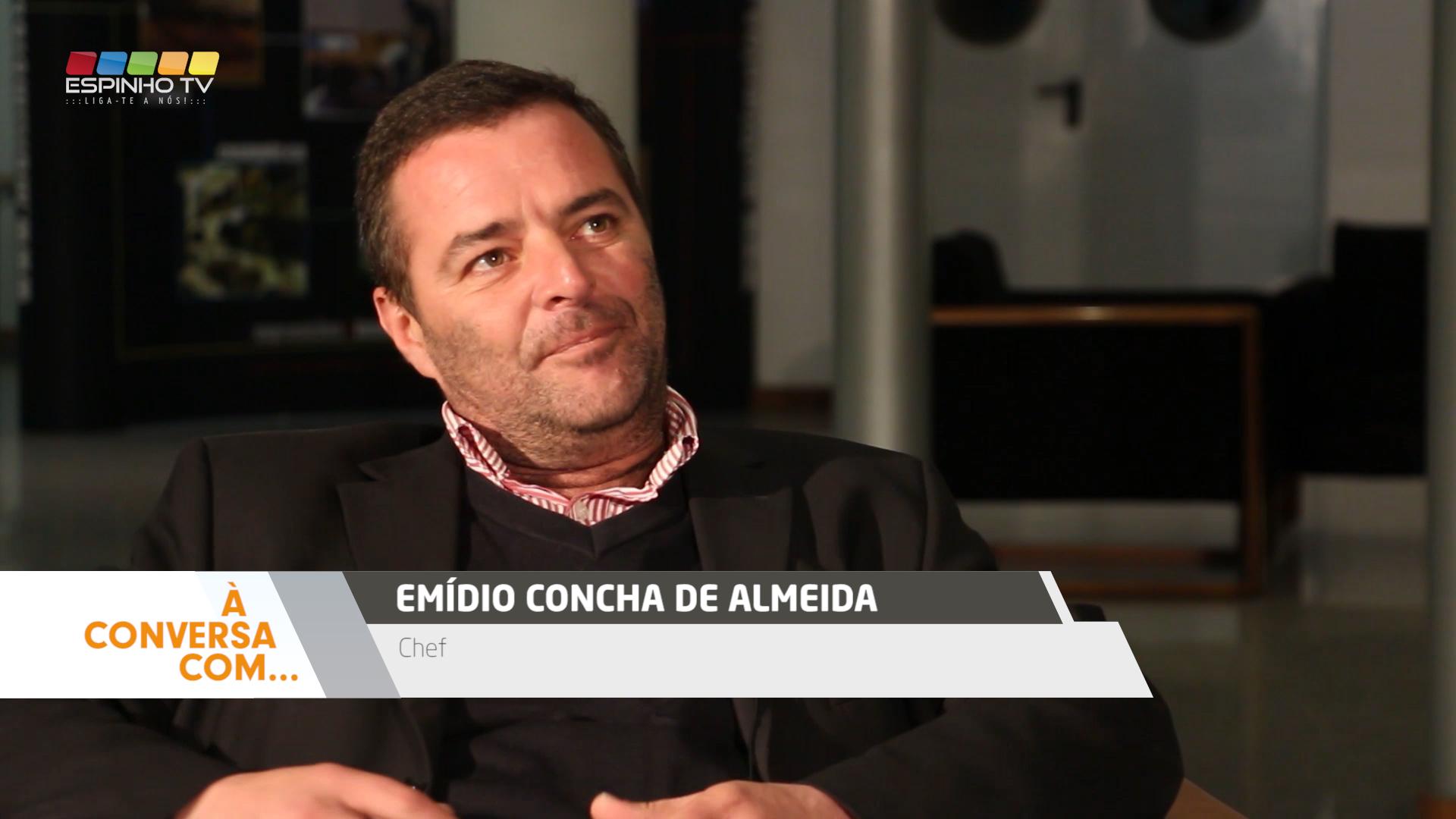 """Programa: """"À Conversa Com…"""" Emídio Concha de Almeida"""