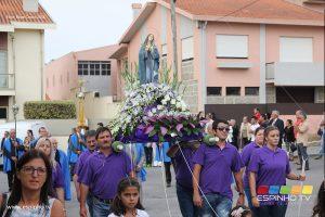Festa religiosa de Nª Srª das Dores - Silvalde 2018