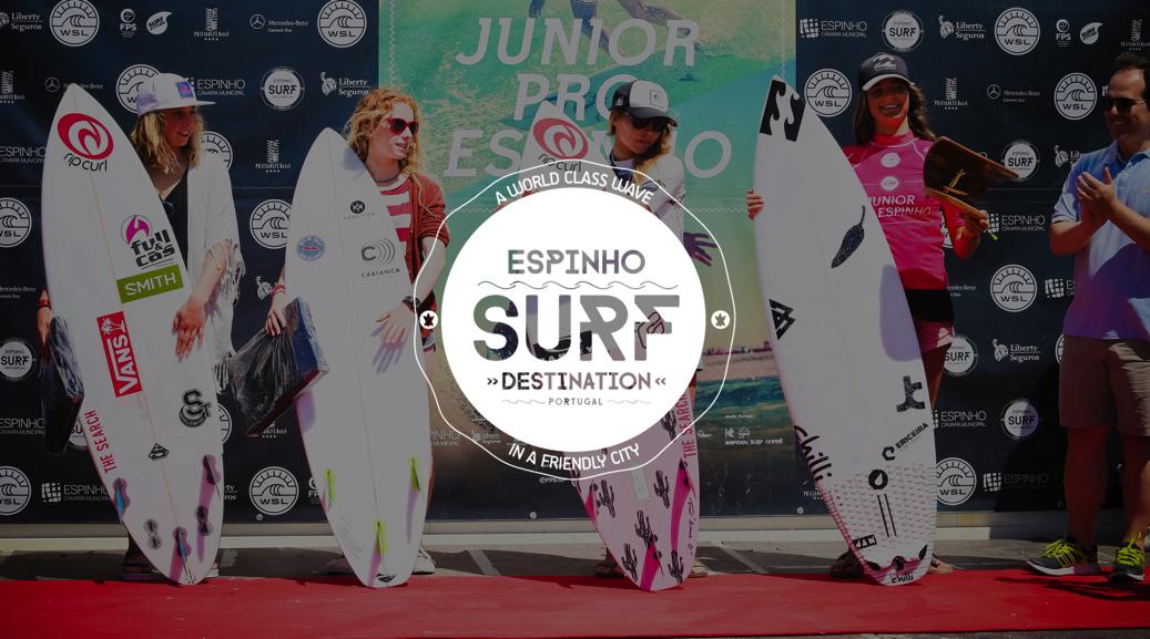 """Surf Pro Espinho – """"Espinho Surf Destination"""""""
