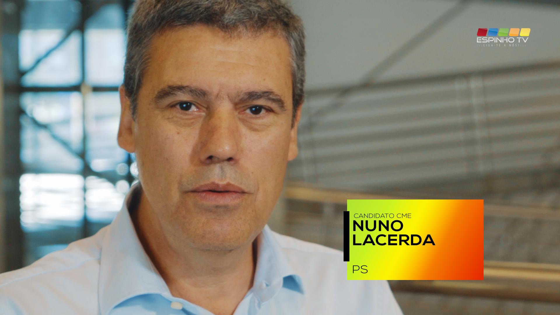 EspinhoTV: Especial Eleições Autárquicas'17 – Nuno Lacerda – PS
