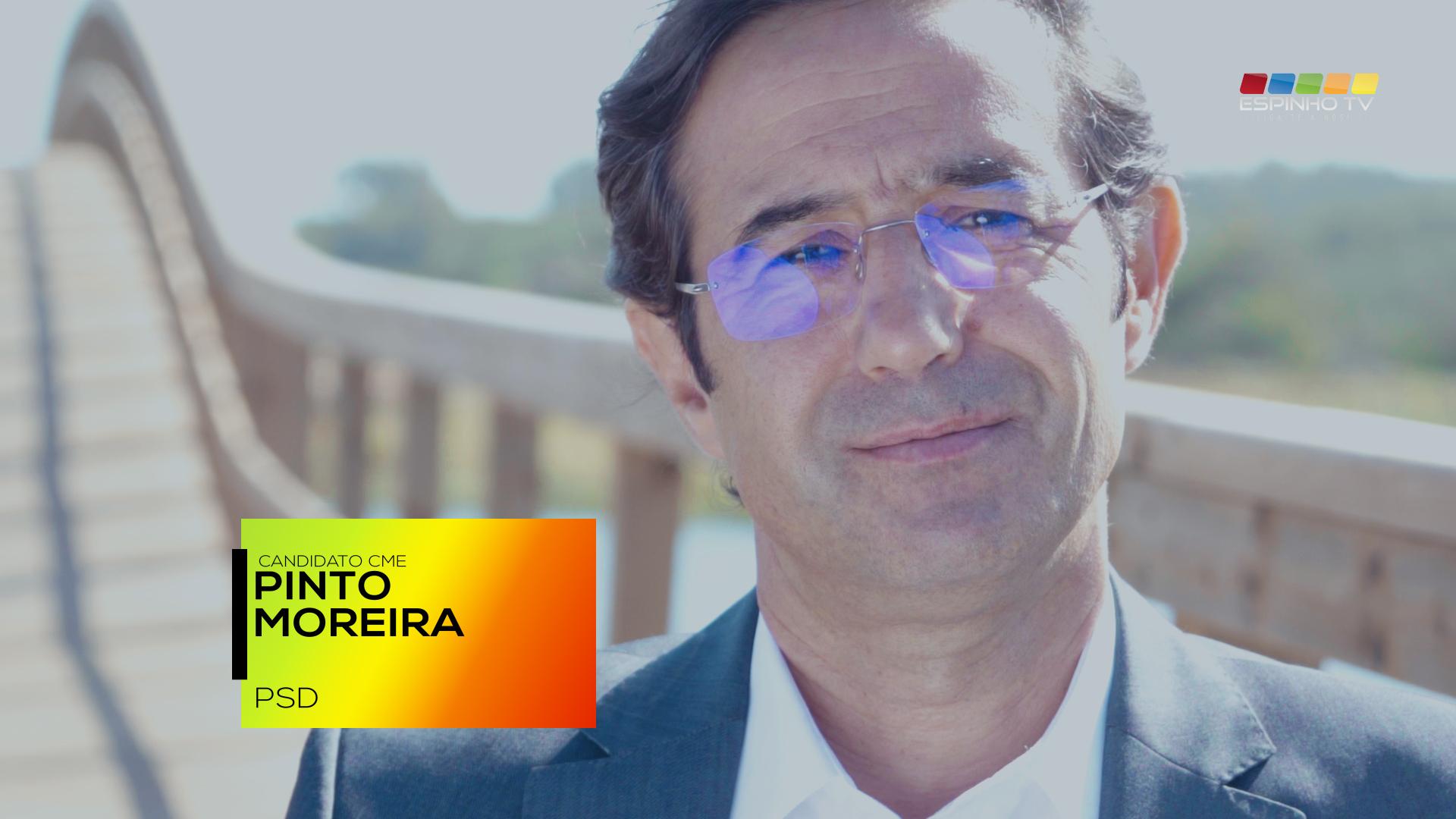 EspinhoTV: Especial Eleições Autárquicas'17 – Pinto Moreira – PSD