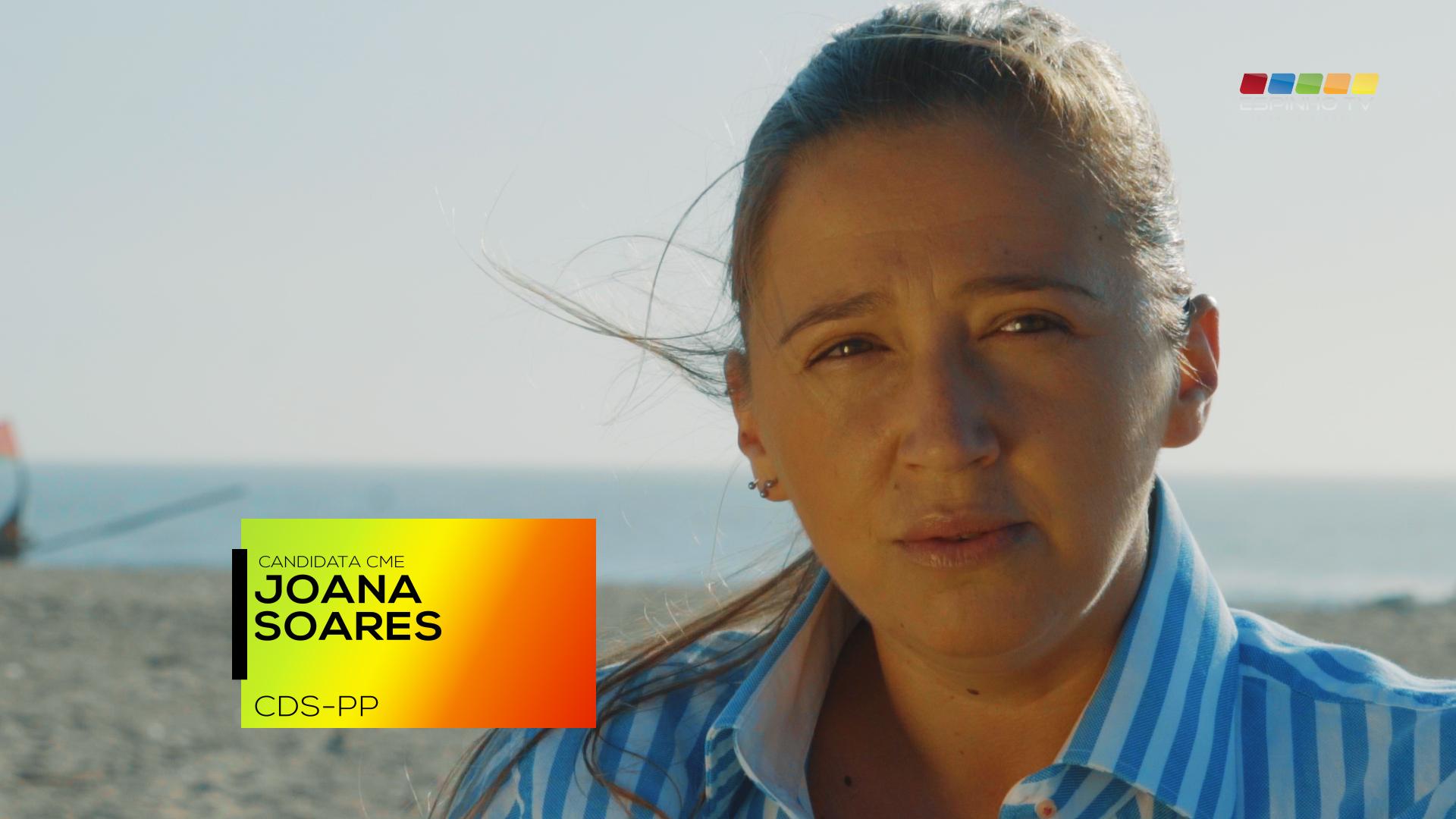 EspinhoTV: Especial Eleições Autárquicas'17 – Joana Soares – CDS-PP