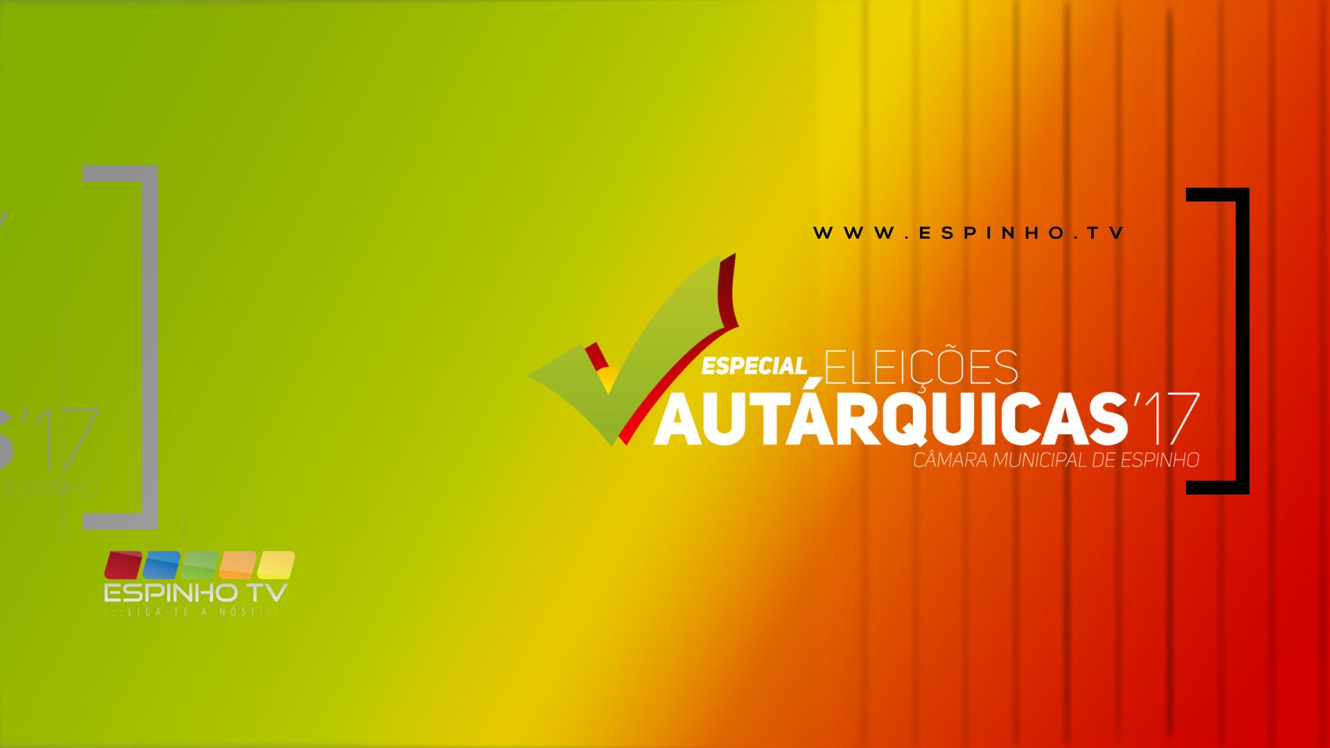 Especial EspinhoTV Eleições Autárquicas 2017 – 7 Dias, 7 Entrevistas