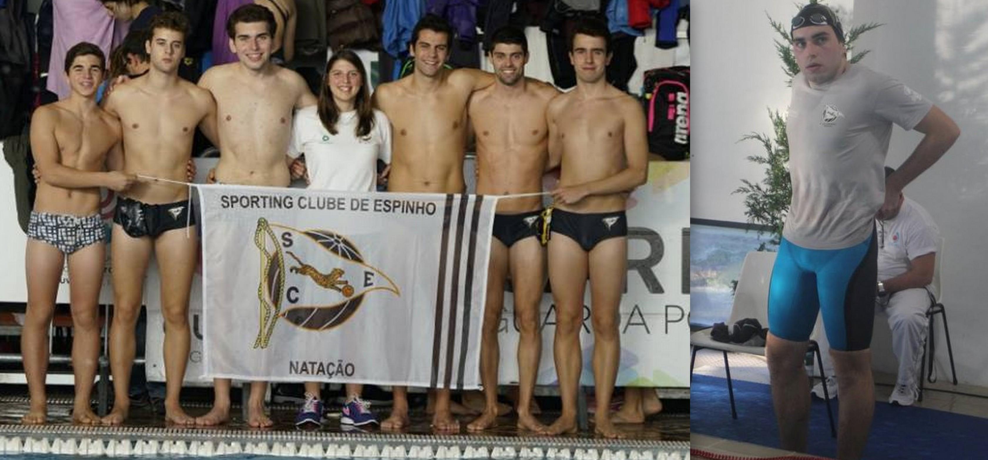Natação: SCE no Campeonato Nacional de Clubes – 3ª Divisão na Guarda
