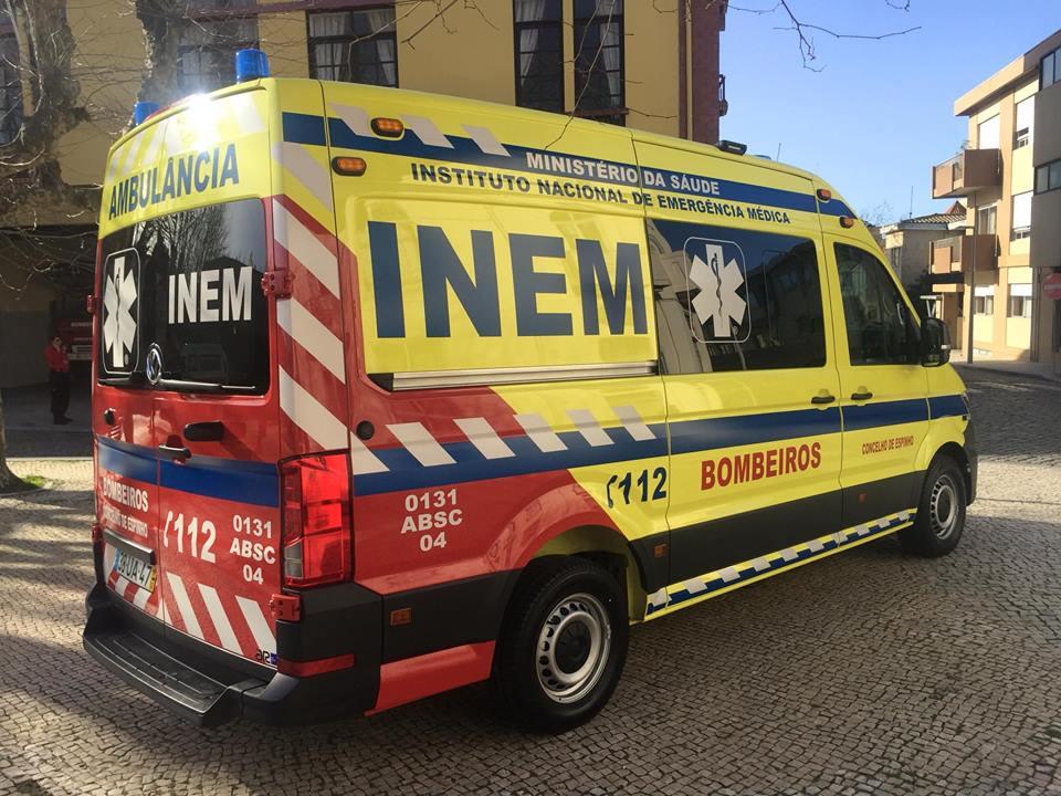Em caso de emergência deve sempre ligar 112