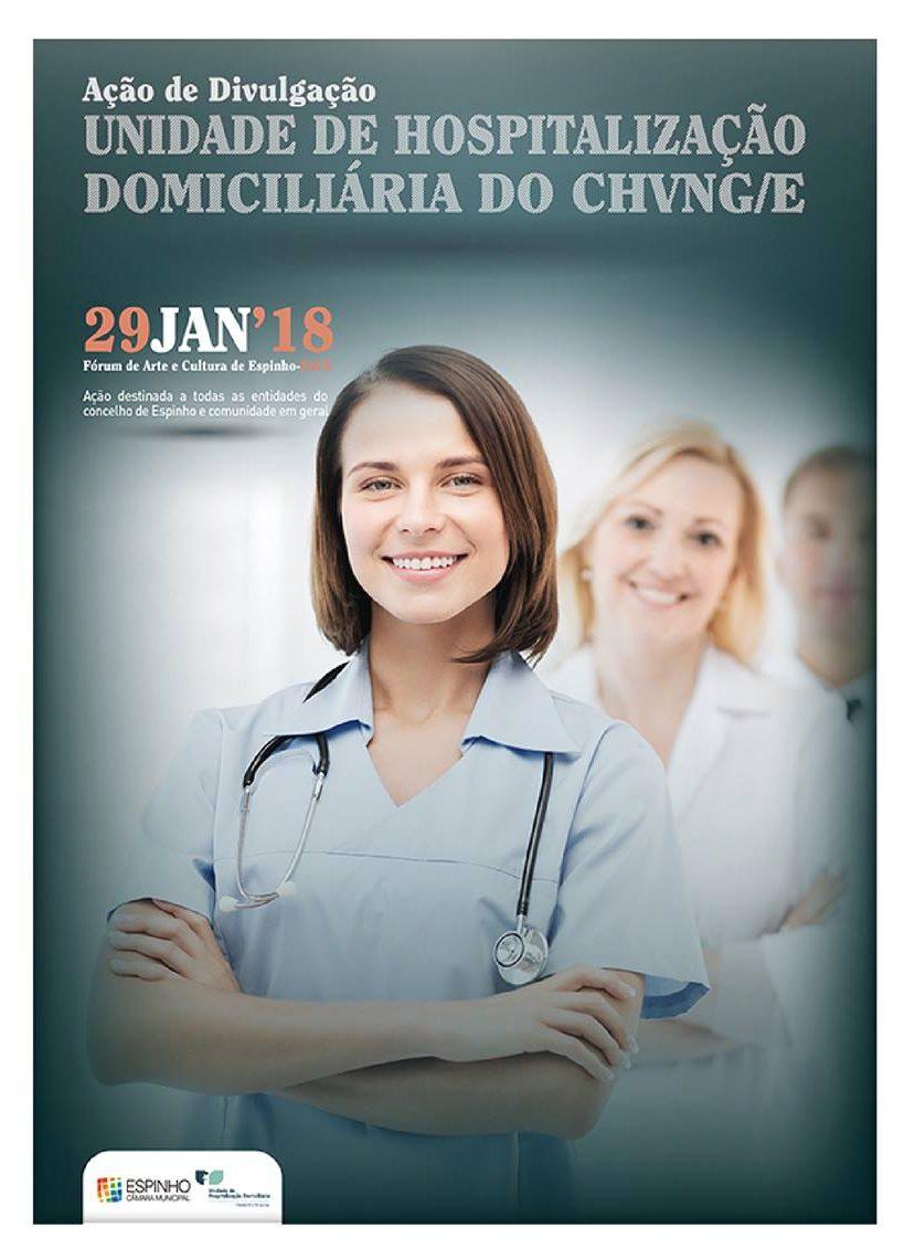 Apresentação da Unidade de Hospitalização Domiciliária