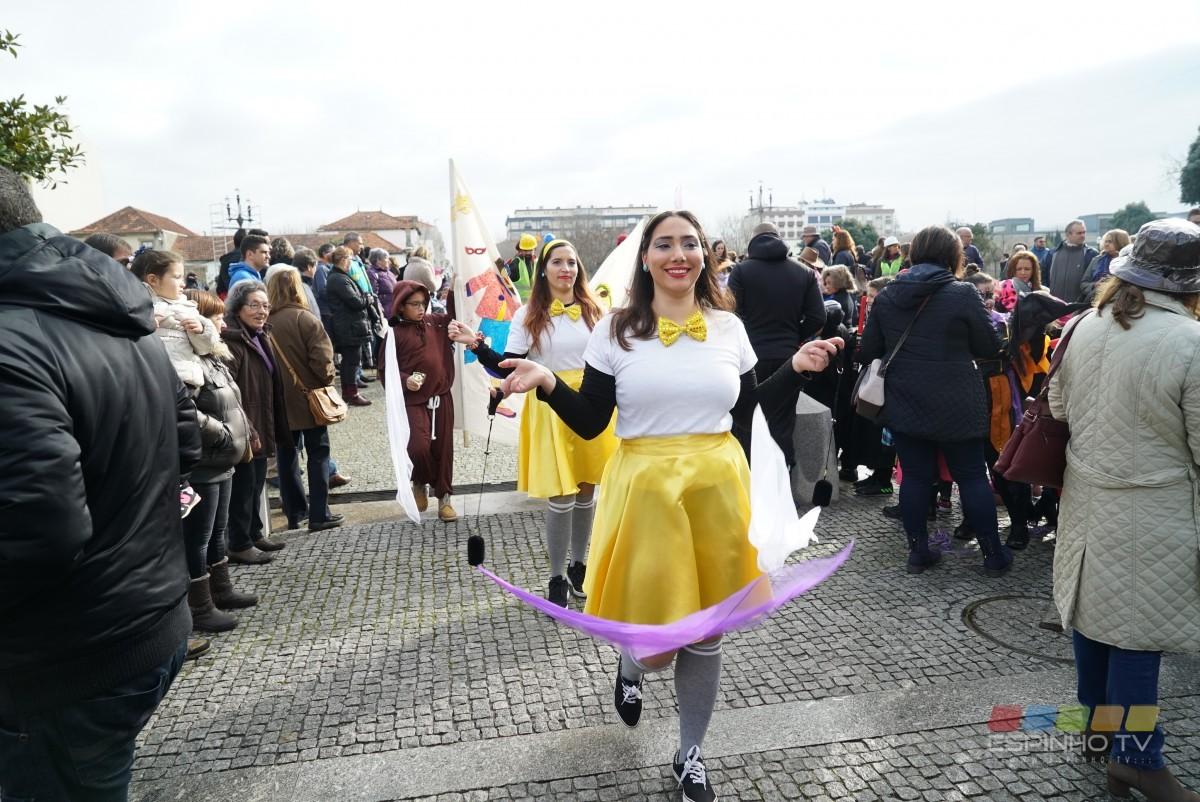 Desfile de Carnaval Escola nº 2 Espinho