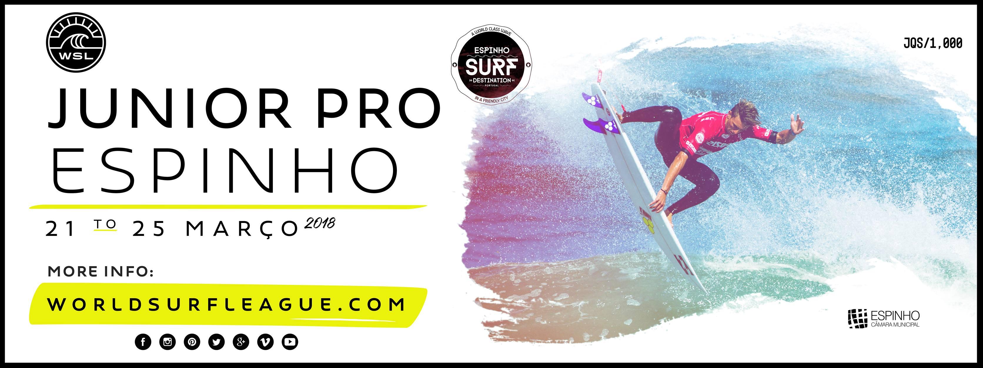 Junior Pro Espinho 2018