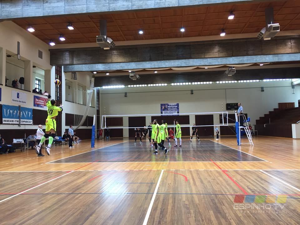 Voleibol: Tigres não facilitam frente ao Clube K