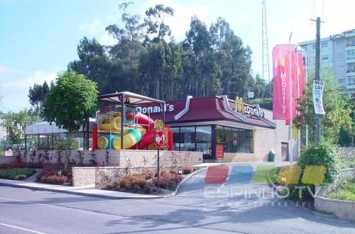 McDonald's de Lourosa completa 20 anos