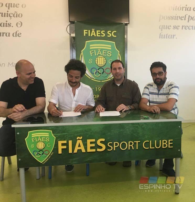 SC Espinho jogará em Fiães