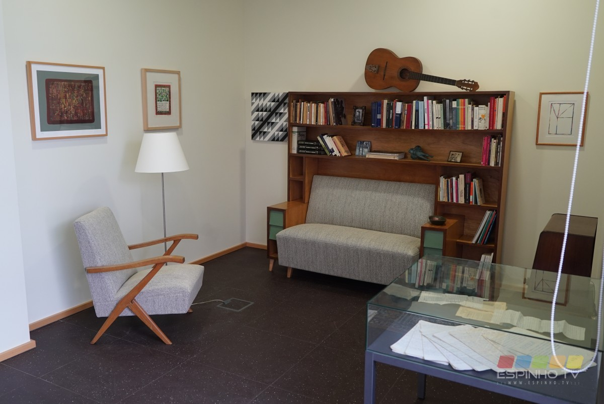 Inaugurada sala José Marmelo e Silva na Biblioteca