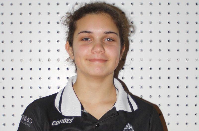 Badminton AAE: Mariana Neves sagrou-se campeã nacional sub 17