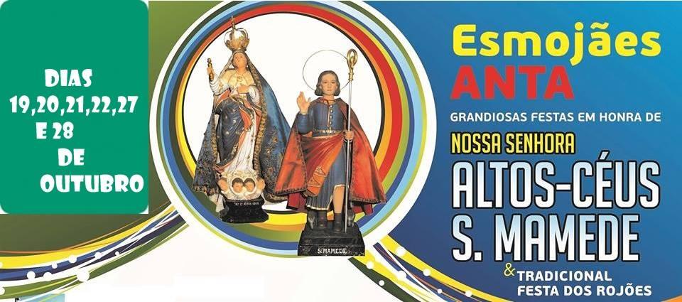 Festa Srª dos Altos-Céus S. Mamede 2018