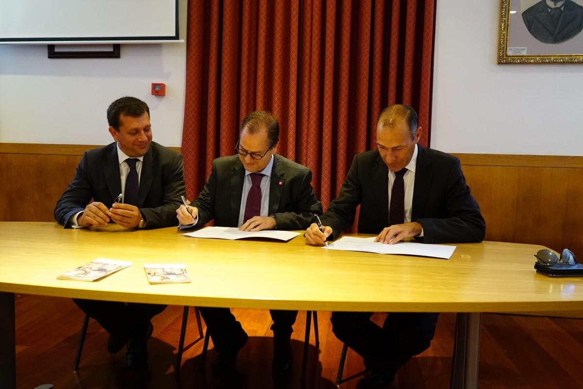ADCE e Millennium BCP assinam Acordo de Cooperação pelo Empreendedorismo