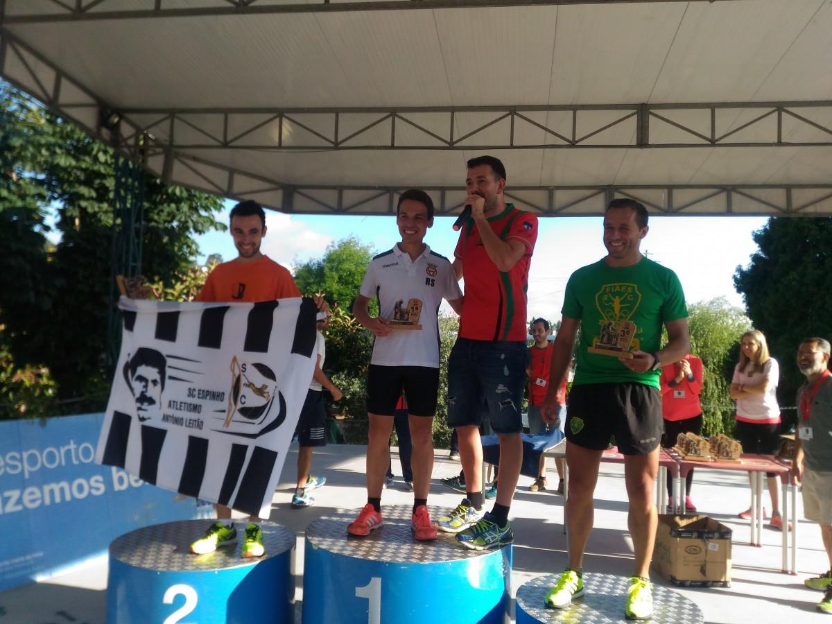 Atletismo: Renato Sousa vence 4º GP Atletismo de Lamas