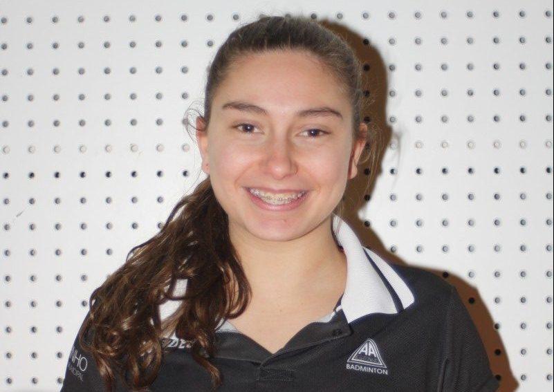 Badminton AAE: Inês Pardilhó ganhou tudo o que havia para ganhar
