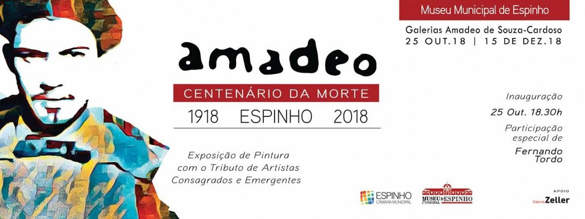 """Exposição """"Amadeo"""""""