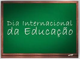 Conferência: Dia Internacional da Educação