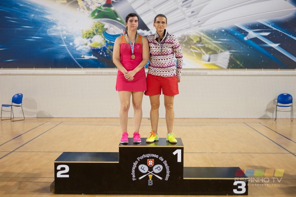 2º Lugar para o Badminton da Novasemente