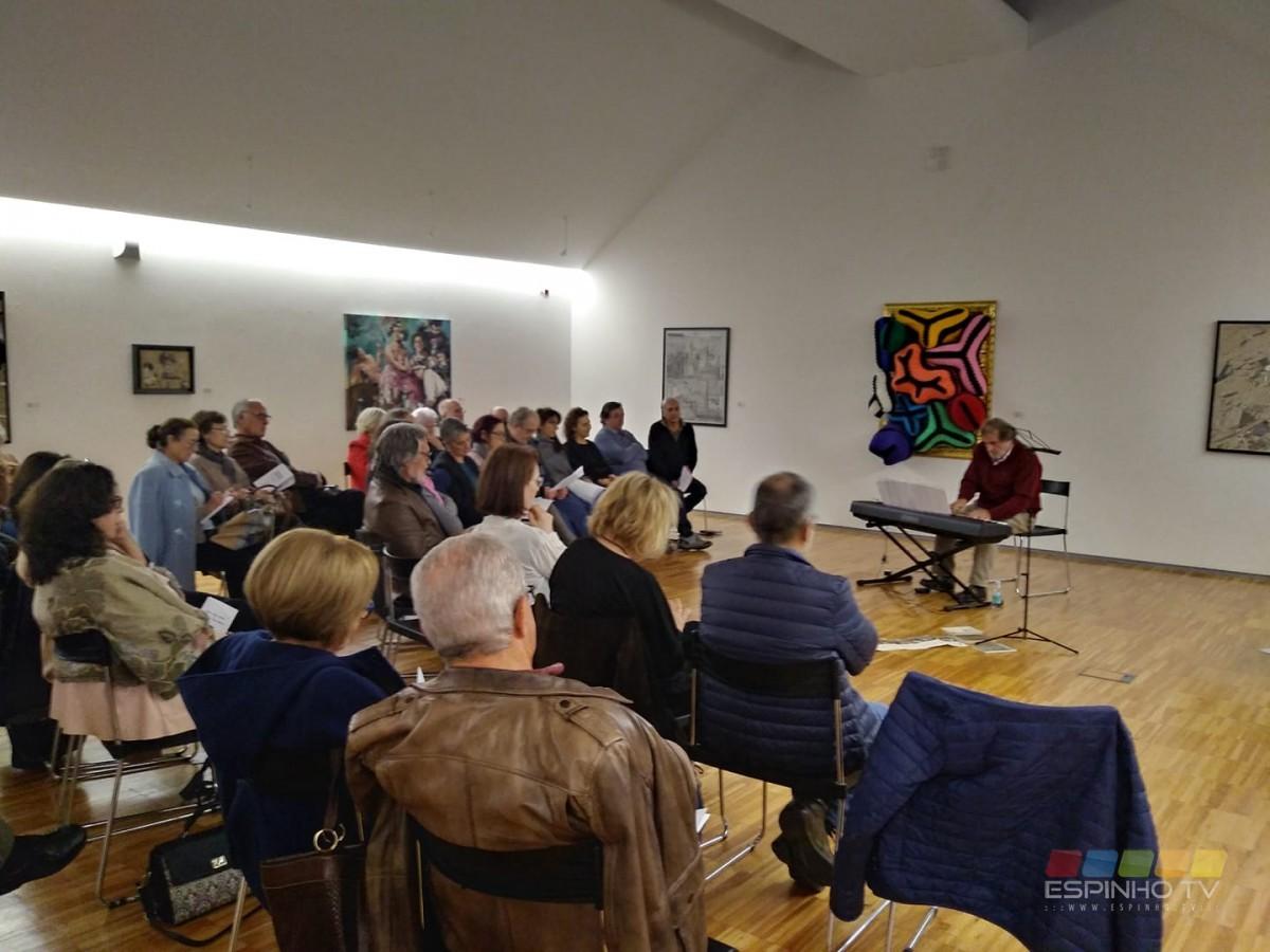 """""""Onda Poética"""" de tributo a Amadeo de Souza-Cardoso no Museu Municipal"""