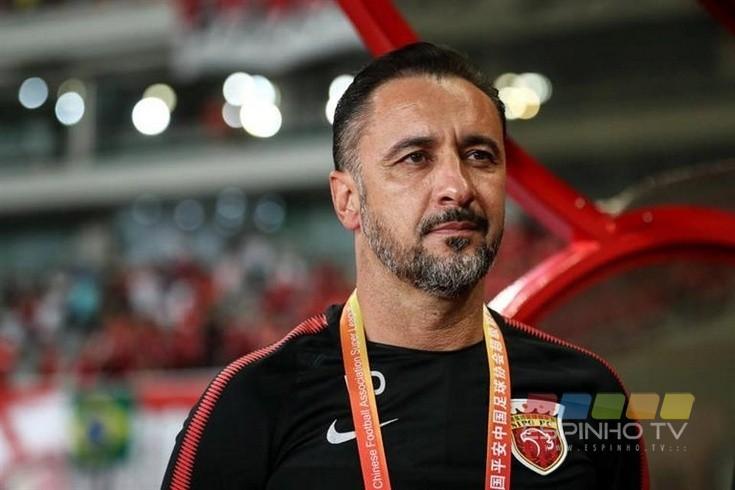 Espinhense Vítor Pereira sagra-se campeão chinês