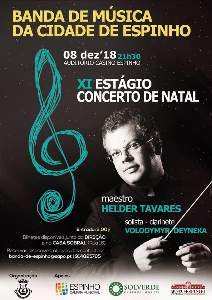 XI Estágio Concerto de Natal