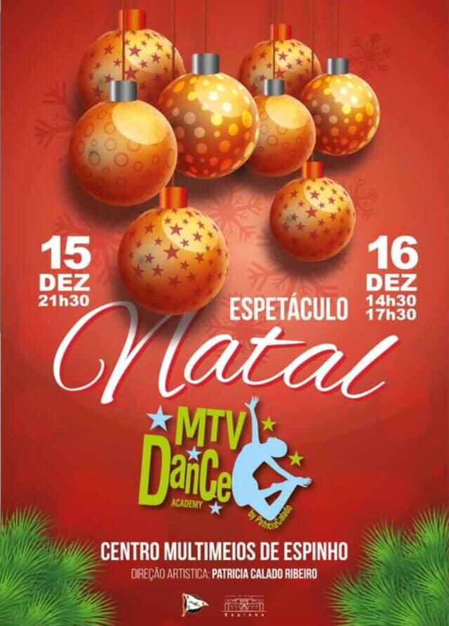 Espetáculo de Natal – MTV Dance Academy 2018