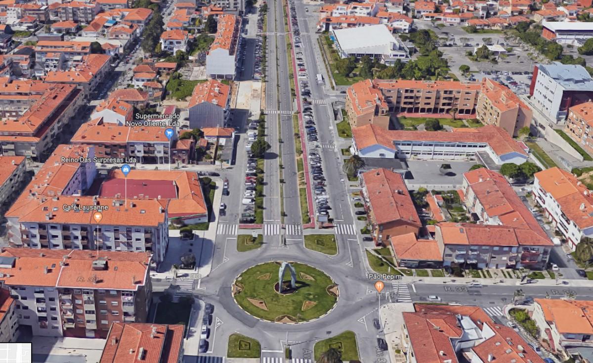 Avenida 32 terá passadeira inteligente experimental