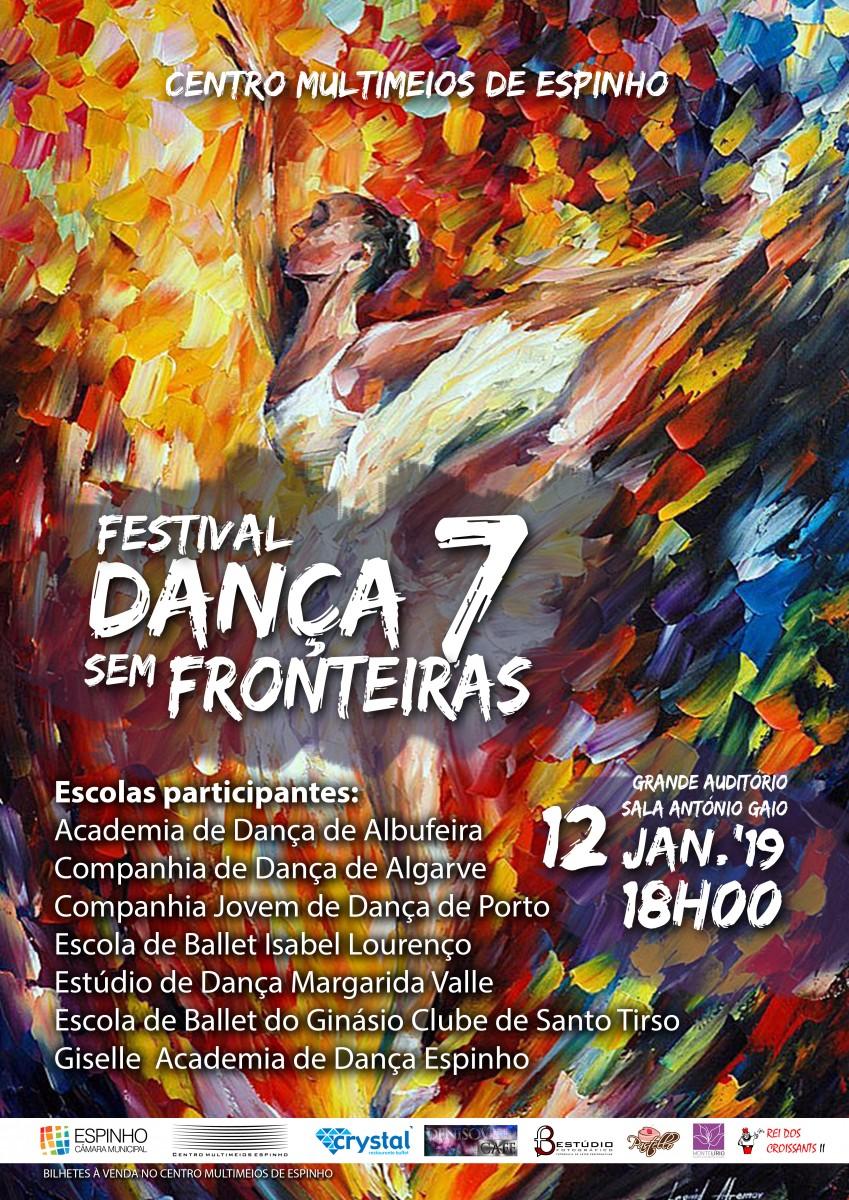 VII Festival Dança sem Fronteiras
