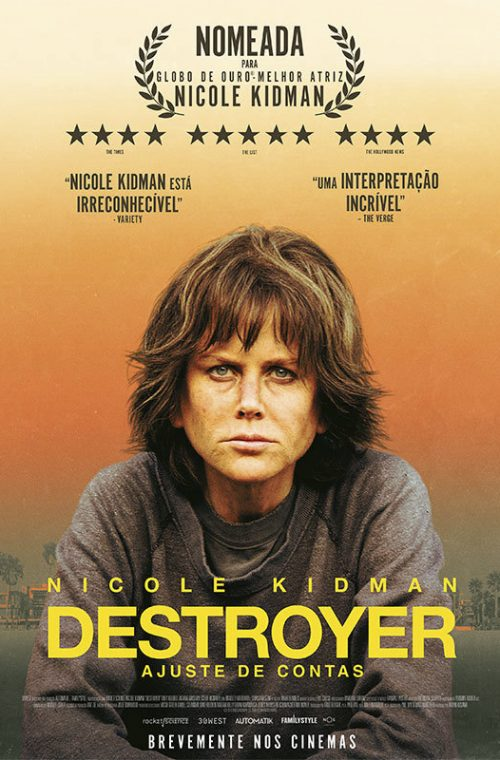 Cinema | Destroyer: Ajuste de Contas
