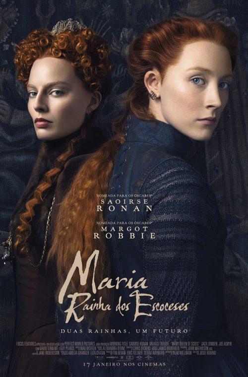 Cinema | Maria, Rainha dos Escoceses