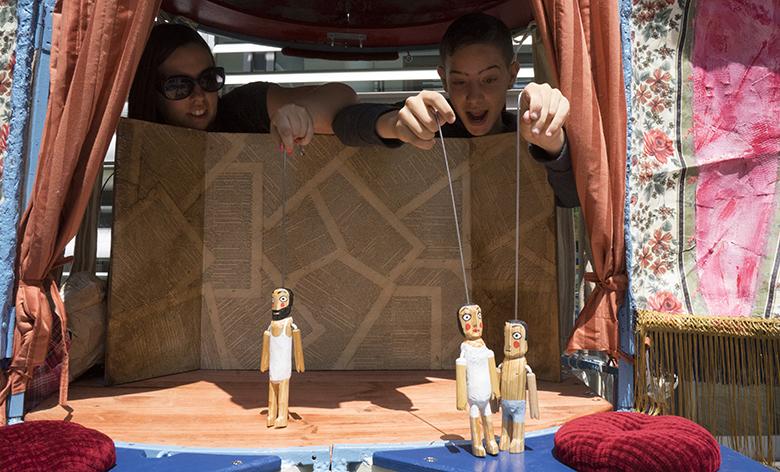 MAR-MARIONETAS 2019 | Workshop de Construção de Marionetas de Vara