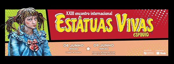 XXIII Encontro Internacional de Estátuas Vivas – 2019