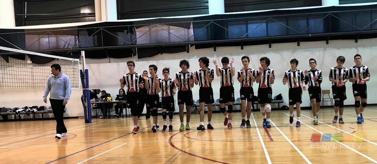 Voleibol: Formação tigre promete!