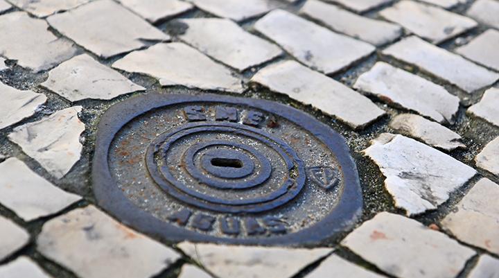 Renovação da rede de água no concelho