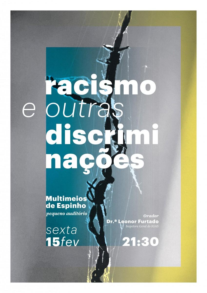 Palestra | Racismo e outras Discriminações