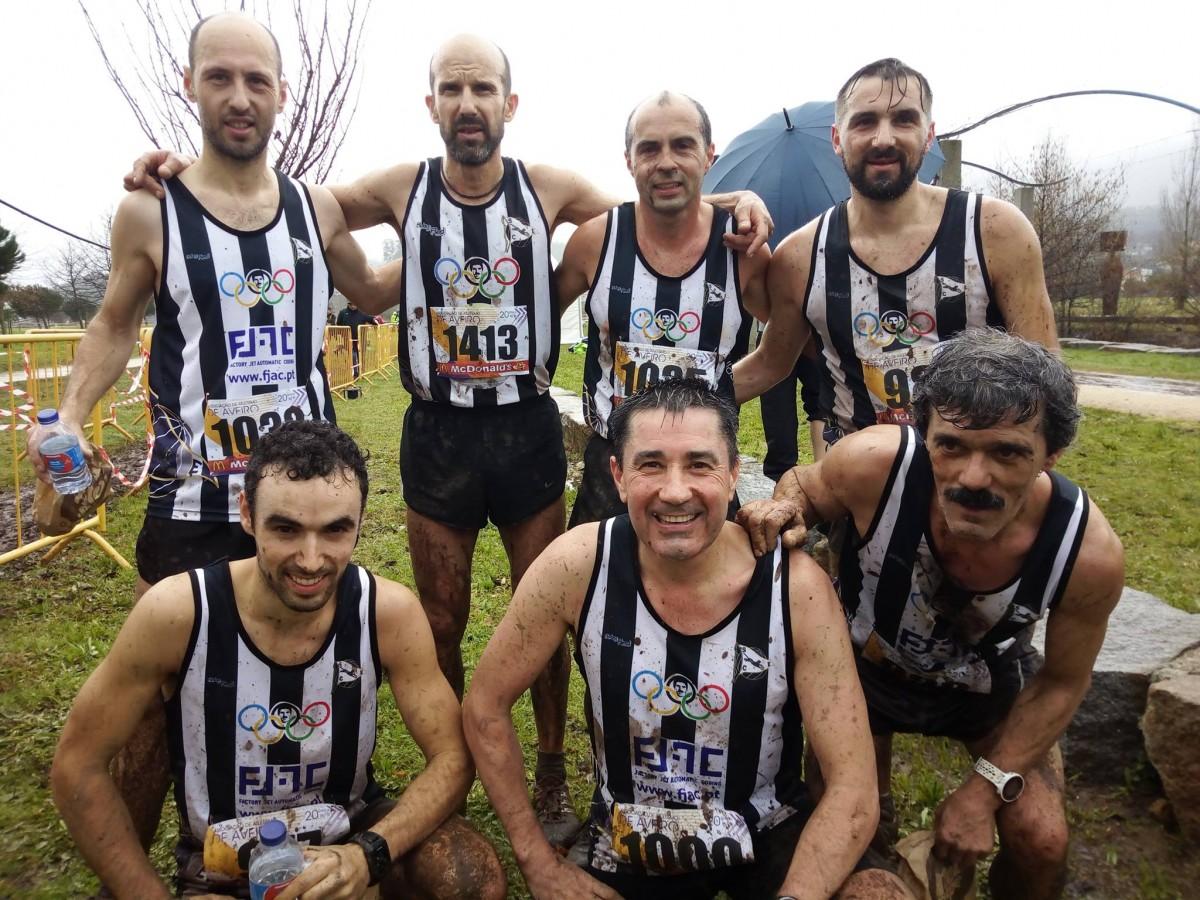 Atletismo SCE/António Leitão com boa prestação no Distrital de corta-mato longo