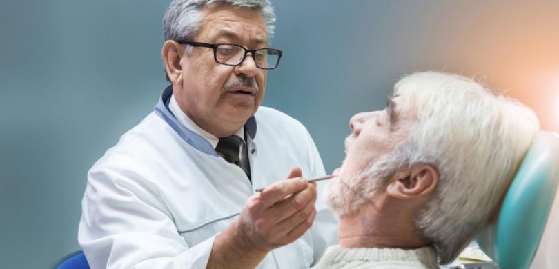 Rastreio de Saúde Oral em Espinho para maiores de 65 anos