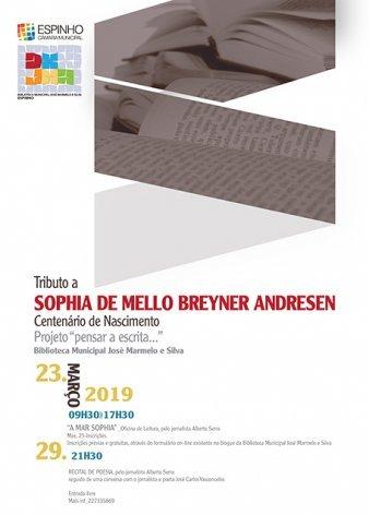 Tributo a Sophia de Mello Breyner