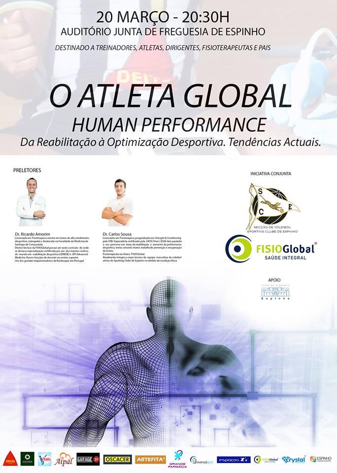 O Atleta Global – Human Performance
