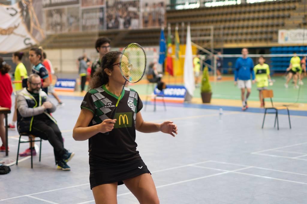Badminton: Novasemente participou no Campeonato Nacional Mistas nas Caldas da Rainha