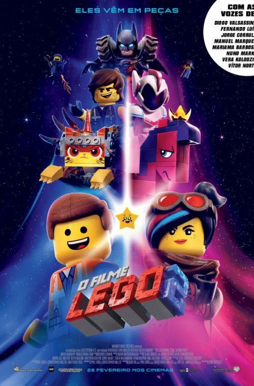 Cinema Infantil | O Filme Lego 2 (V.P. 2D)