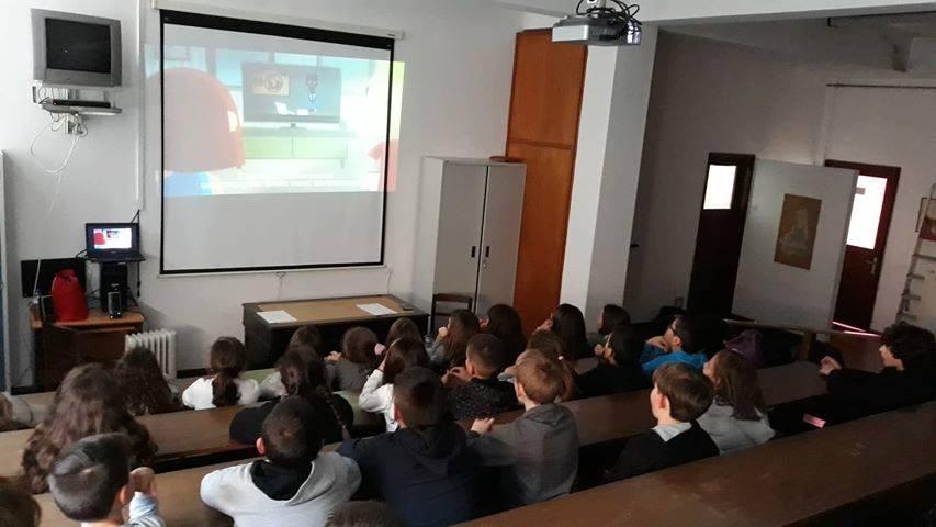 CPCJ realiza ações de sensibilização sobre diferentes temáticas nas Escolas do concelho