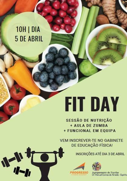 FIT DAY – Sessão de Nutrição